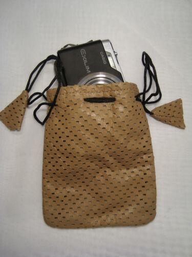 de voyage idéal pour le changement et de téléphone appareil photo Pochette à cordon en cuir souple pour taxi