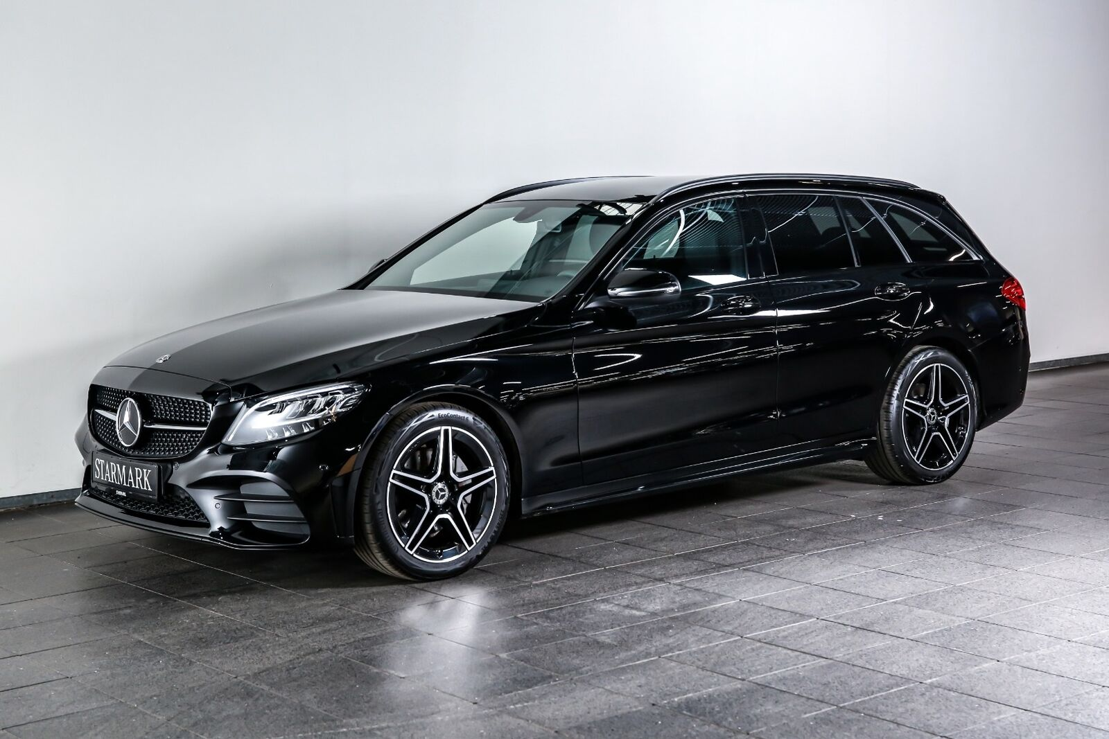 Mercedes C220 d 2,0 AMG Line stc. aut. 5d - 514.900 kr.
