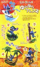 F.toys DISNEY LILO & STITCH MINI MOVIE FIGURE 1 set of 5      1143