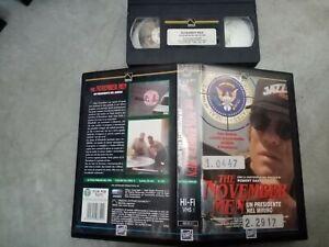 The november men - VHS
