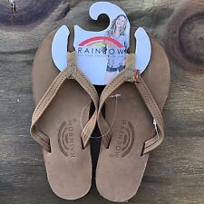 22316dc245f7 item 1 Women Rainbow Sandals Thin Strap Sierra Brown Premier Leather Single  Layer -Women Rainbow Sandals Thin Strap Sierra Brown Premier Leather Single  ...