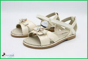 Super carino 1a72d 7cf4c Dettagli su Mayoral sandali eleganti estivi da bambina per cerimonia scarpe  comunione bimba