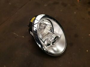 BMW MINI COOPER S ONE R50 R52 R53 - FACELIFT - HEADLIGHT RIGHT / DRIVERS