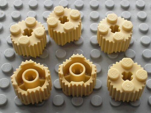 LEGO tan Brick 2 x 2 Round with Grille ref 92947 Set 70747 7985 70168 4192 ...