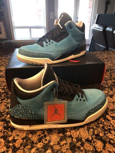 Air Jordan 3 Retro Powder Blue