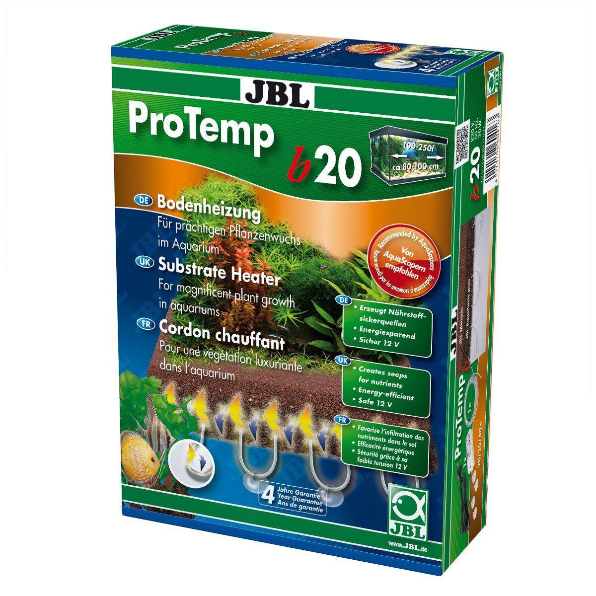 JBL Protemp b20 - Riscaldonnato Pavimento - pro Temp Acquario