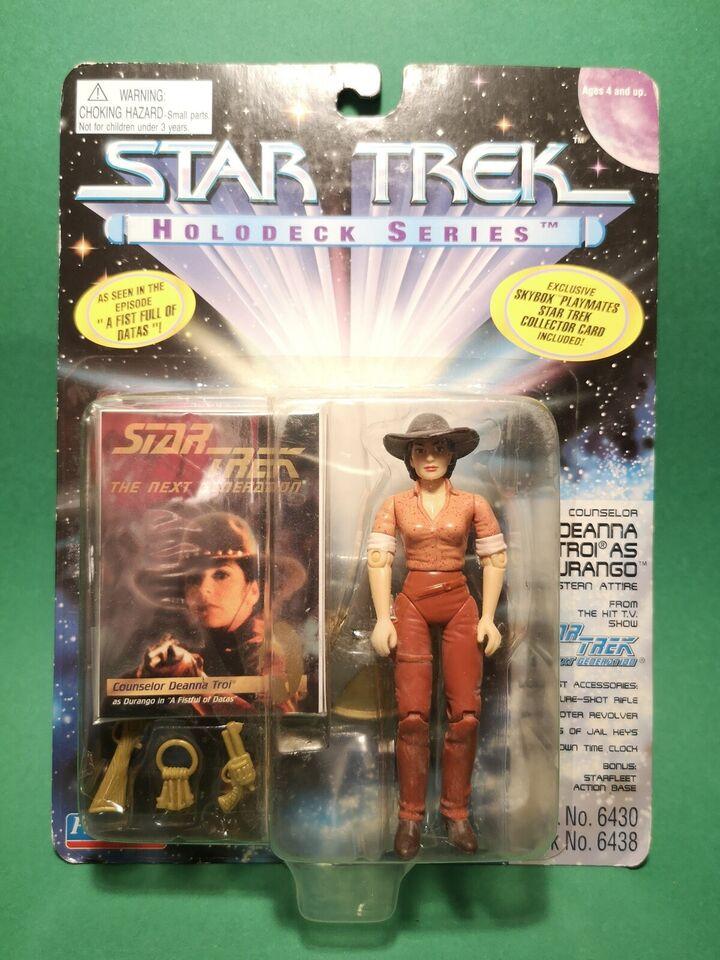 Star Trek - Deanna Troi as Durango, Playmates