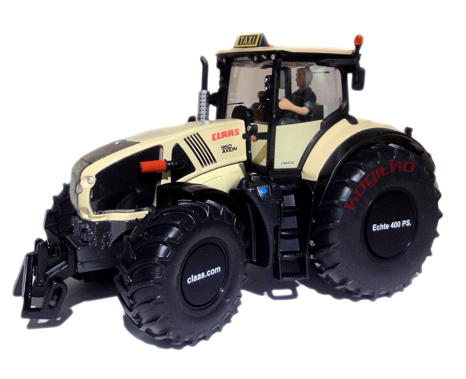 Siku Claas Taxi 8513 AUTODROM Tractor 950 Axion Special Edition Rare Collector