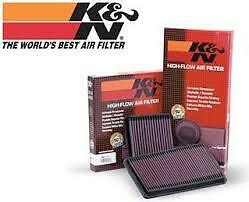K/&N 33-2438 Performance Replacement Drop-In Air Filter