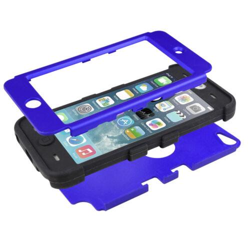 Armor Heavy Duty Hard Back Cover Case F Apple iPod Touch 6 5th 5G Gen Generation