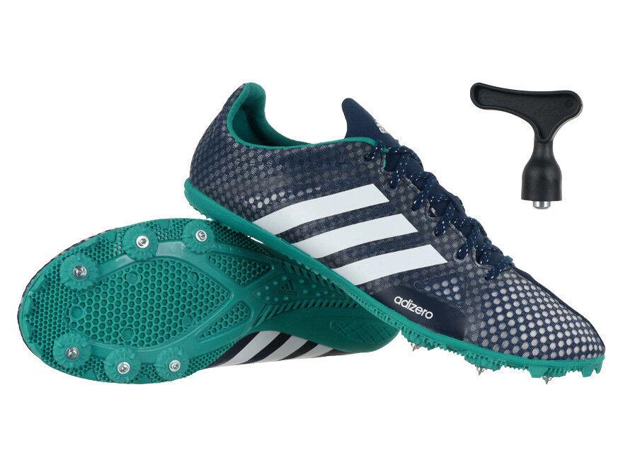 Uomo Adidas Performance Adizero Ambition 3 Mid Distance Running Spikes SPRINTWEB