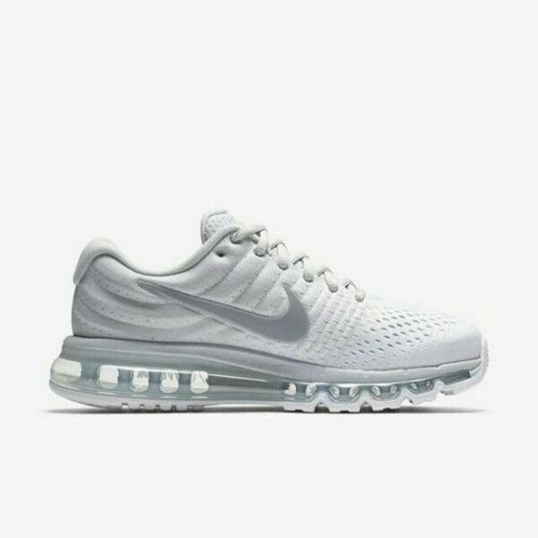 Size 12 - Nike Air Max 2017 Pure Platinum - 849560-009 for sale online | eBay