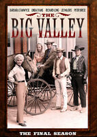 The Big Valley - Season 4 (official Release) - Free Shipping