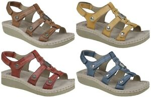 Earth Spirit Lynbrook Ladies Sandals in Various Colours and Sizes