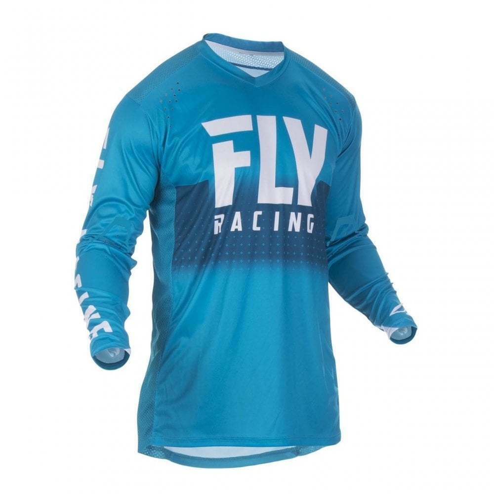 Fly Racing 2019 Adults Lite Hydrogen Motocross MX Off Road Jersey