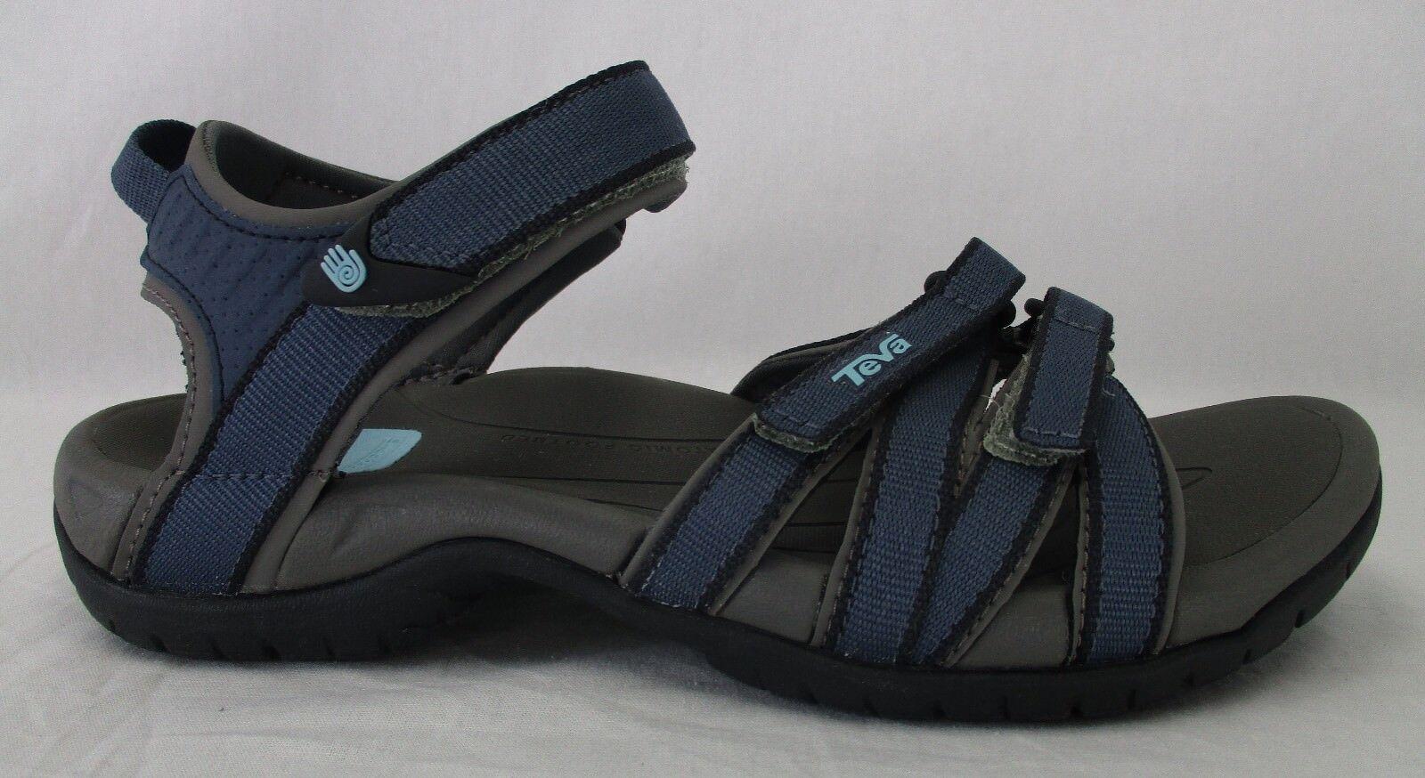 Teva Womens Tirra Sandals 4266 Bering Sea Size 8