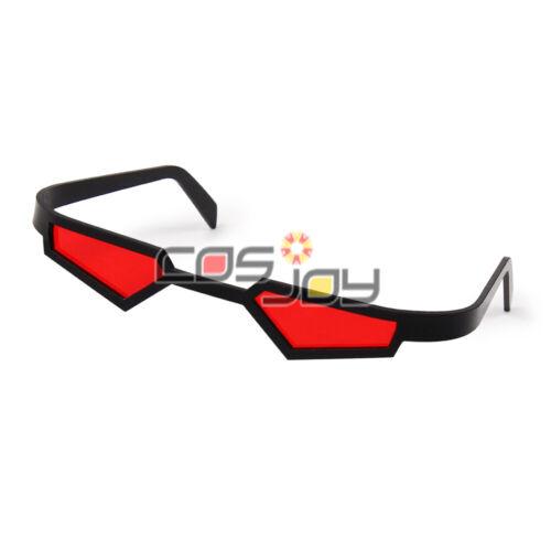 ONE PIECE  Sparking Red  Vinsmoke Ichiji Glasses free size Cosplay Prop 2972
