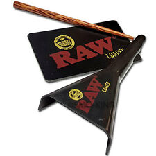 RAW Cone Loader - Cone Rolling Papers Filler & Scoop Card