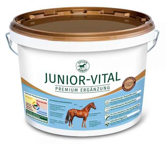 Atcom Junior Vital 5kg  /kg /kg  Jungpferde Fohlen Mineralfutter Jährlinge ed518e
