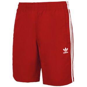 3 De Bandes Bain Adidas Shorts Rouge Sur Dv1585 Détails Natation KJF3l1cT