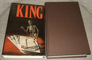 1985-First-English-Edition-of-Skeleton-Crew-by-Stephen-King-Collectible-Copy