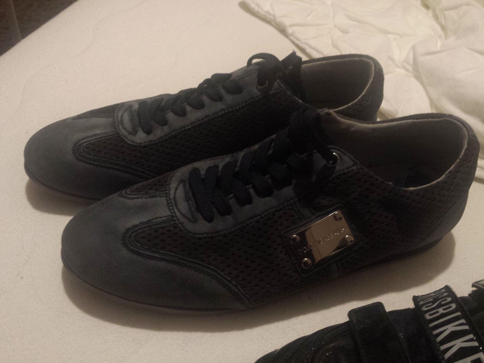 Dolce Gabbana Schuhe Größe Größe Schuhe 43/44 NP 92fe5a