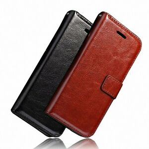 Flip-PU-Leather-Magnetic-Stand-Wallet-Case-Cover-For-iPhone-7-Samsung-S6-Huawei
