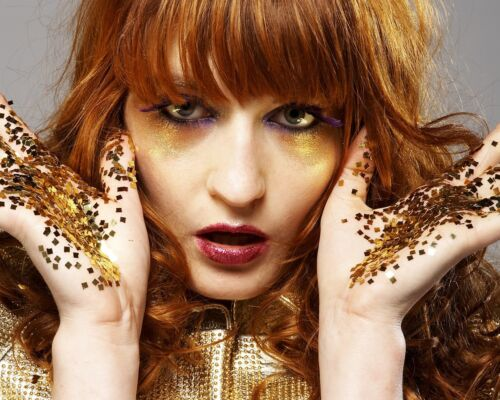 Florence Welch 8 x 10 8x10 GLOSSY Photo Picture IMAGE #4