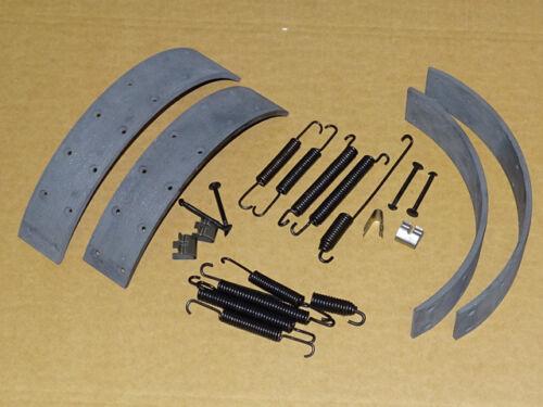 Bremsbeläge Fußbremse Stifte für Deutz F1L514 F2L612 Traktor Federn