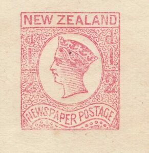 New-Zealand-d-QV-newspaper-stamp-wrapper-unused