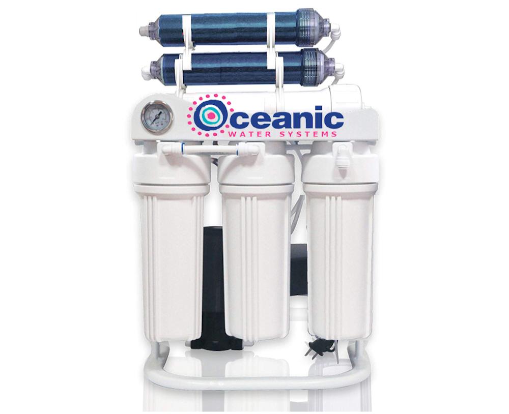 Commercial Aquarium RODI 300 GPD Reverse Osmosis Water Filter System  Dual DI