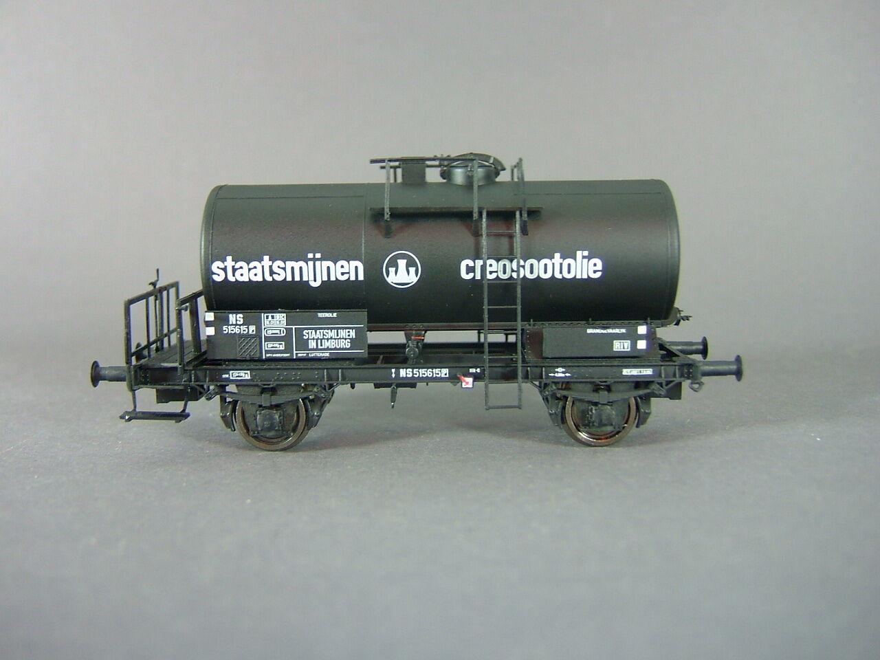 Brawa 49227 Kesselwagen  Staatsmijnen  NS Niederlande   Epoche III   Neu & OVP