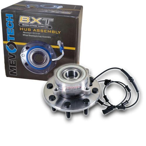 Tire Axle Driveline ju Mevotech H515101 BXT Wheel Bearing /& Hub Assembly
