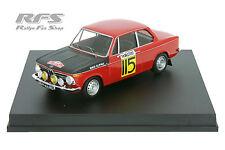 BMW 2002 Ti - Slotemaker - Rallye Monte Carlo 1969 - 1:43 Trofeu 1708