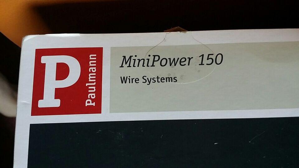 Wiresæt, Paulmann