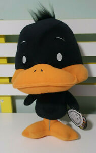 DAFFY-DUCK-PLUSH-TOY-LOONEY-TUNES-HUNTER-LEISURE-WARNER-BROS-CHARACTER-TOY-30CM