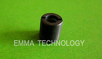 1pcs Coated Glass Collimating Lens for 630nm-680nm Red Laser Diode Full-Thread