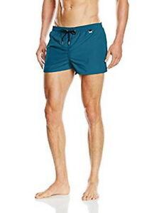HOM-Spiaggia-Divertente-MARINA-PISCINA-Sexy-nuoto-pantaloncini-tronchi-Palestra-Corsa-Esercizio-in