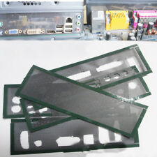1PCS I//O IO Shield for ASUS P6X58D-E Motherboards