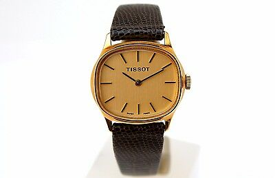 TISSOT original vintage ladies watch working. New Old Stock (RB16)