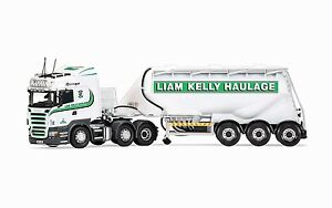 cc13767-CORGI-SCANIA-R-Feldbinder-CISTERNA-Liam-Kelly-Haulage-MODELLINO-MODELLO