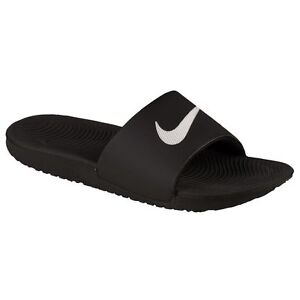 4f5b8dd0352510 Nike 832646 010 KAWA SLIDE Men s Sandal Black All Sizes