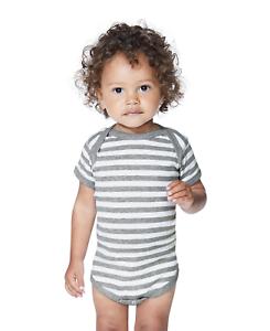 NEW Rabbit Skins Infant BLANK Baby Rib Bodysuit NB,6M,12M 24M LA4400