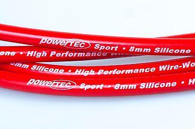 Powertec Sport 8mm Lead Cavi D'accensione Toyota Corolla Camry 1.6 1.8 Gt Te7 2tg- Con Le Attrezzature E Le Tecniche Più Aggiornate