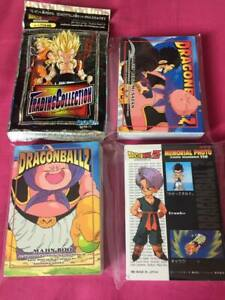 Carte-Dragon-Ball-Z-DBZ-Trading-Collection-Memorial-Photo-Regular-Set-AMADA