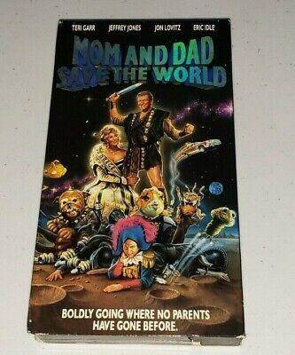 Mama i tata ocalają świat (1992) - Filmweb