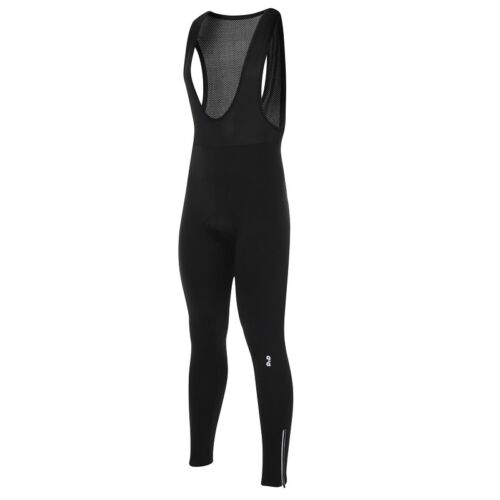 D2D Men/'s Classic II Thermal Winter Bib Tights Reduced from £39.99