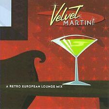 Velvet Martini * by Jeff Steinberg (CD, Apr-2009, CMD/Green Hill)