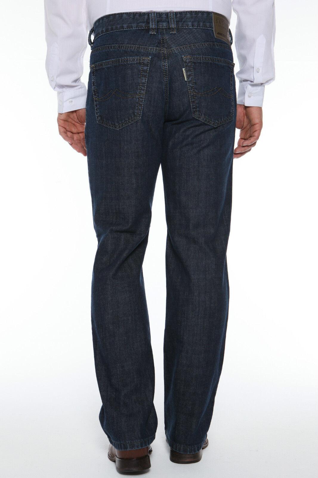 JOKER Jeans Clark blu scuro slavati 2242 25 aus 13 13 13 oz. us-denim 13e7ec