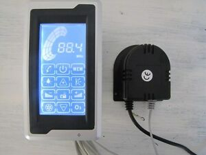 5055 Electronic Touch Screen Control Panel For Non Steam Shower